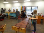 marimbas in the schools