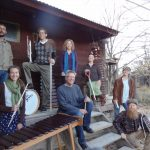 Embodying Rhythm Marimba Ensemble
