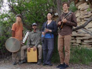 Embodying Rhythm Quartet
