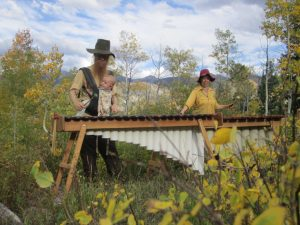 family marimba time
