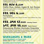 World Music in Paradise Calendar