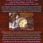 Women's Drumming Western Colorado