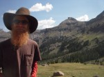 David takes a break from drumming to enjoy hiking and camping in the Colorado mountains near his home in the area of Paonia and Hotchkiss.