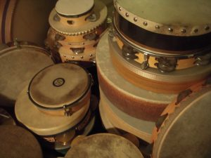 Frame Drums and World Music