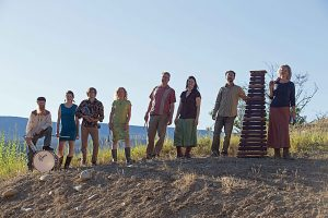 Embodying Rhythm Marimba Ensemble, World Music Western Colorado