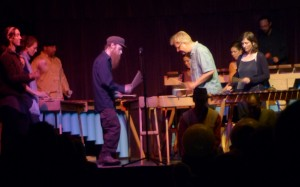 marimba project in concert